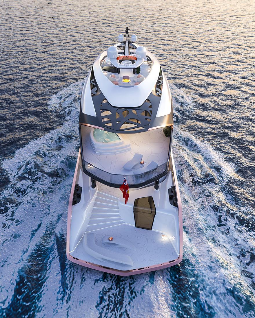 Vripack - yacht concepts - 53m concept for Nobiskrug - 1 - 01